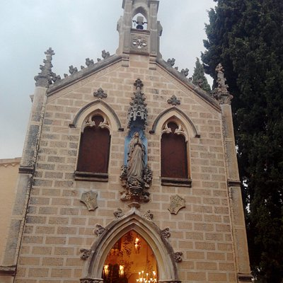 Entrada de la Ermita