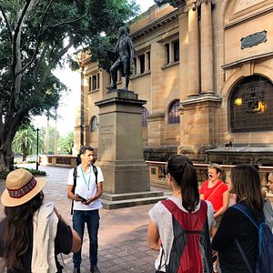 Matthew Flinders - the man who named Australia with Welcome Walking Tours