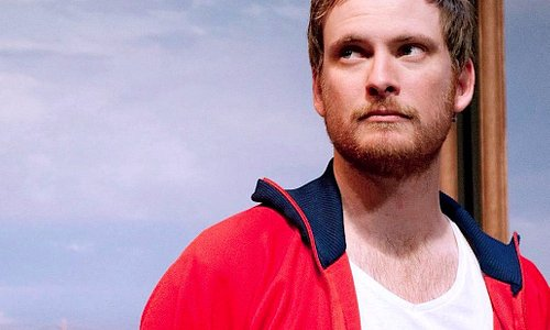 Paul Ashcroft in the Red Stitch production of 'The Laramie Project, 10 Years Later'.