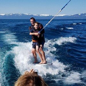 Full Throttle Tahoe