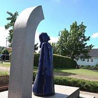 Birgit Nilsson Statyn. Foto: Lina Hiltunen.