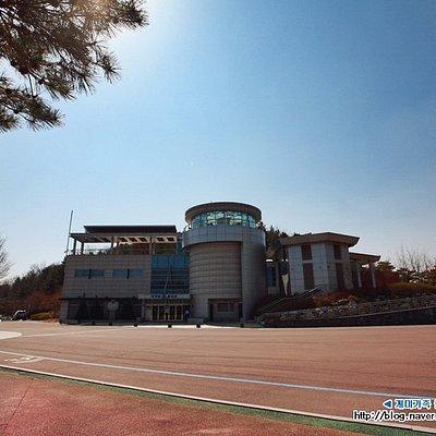 대청댐물문화관 전경