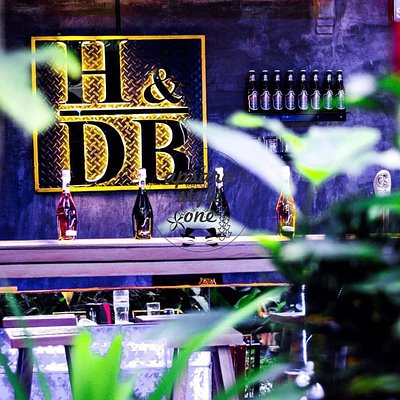 one of our nice bar counter in Dreamboys Lounge Bar & Massage