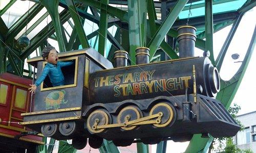 夢幻列車的小男孩