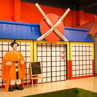 Ристалище самураев