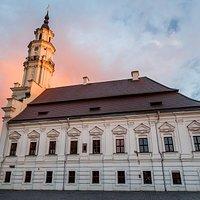 Tourism information center building (Photo by A.Aleksandravičius)