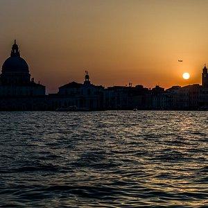 Sunset from San Giorgio Maggiore