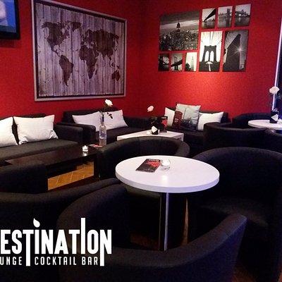 Confortable lounge area