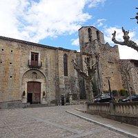 Església de Santa Maria, Camprodon (Ripollès, Gérone, Catalogne), Espagne.