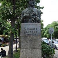 Stefan Karadzha monument