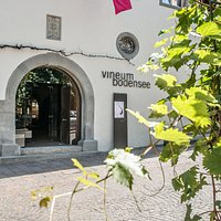 das vineum bodensee in der Meersburger Vorburggasse