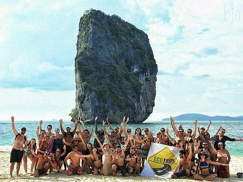 Grupo Tailândia - carnaval 2017