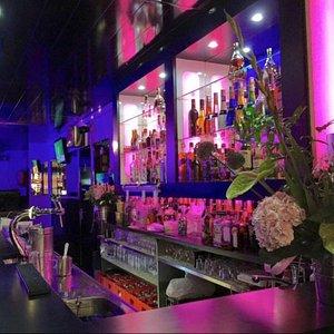 Beautiful bar!