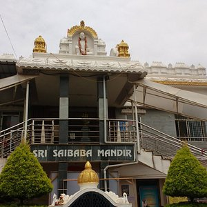 The Grand view of the mail mandir