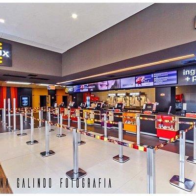 Cineflix Aurora Shopping Londrina • Bilheteria