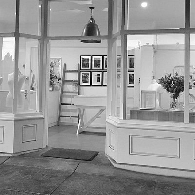 LUONE shop front on Bank Street, Port Fairy