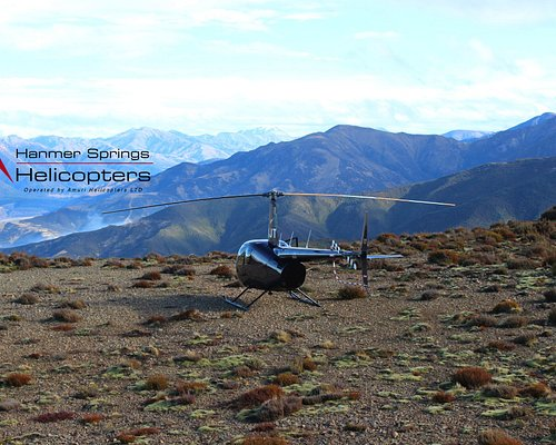 Our favourite landing spot on the Rodgerson Spur, fantastic views too!