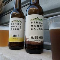 Le due ottime birre!!