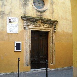 Chiesa di Santa Maria Prothospataris