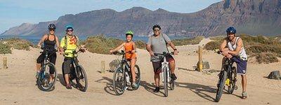 Lanzarote E-Bike Excursion