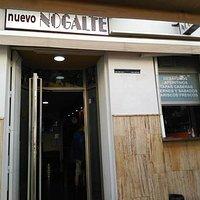 Cafétéria Nuevo Nogalte, Lorca (Alto Guadalentin, Murcie), Espagne.