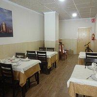 Restaurant Gran Muralla, Lorca (Alto Guadalentin, Murcie), Espagne.