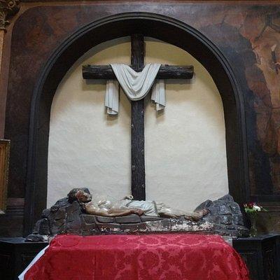 Église Saint-Mathieu, Perpignan (Pyrénées-Orientales, Occitanie), France.