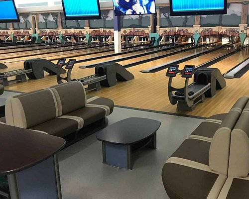 Couch seating! Making your bowling experience even better.