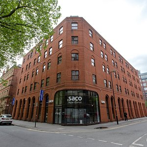 Street at the SACO Manchester - Piccadilly