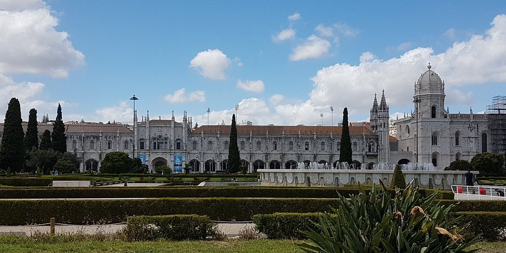 Mosteiro Dos Jeronimos