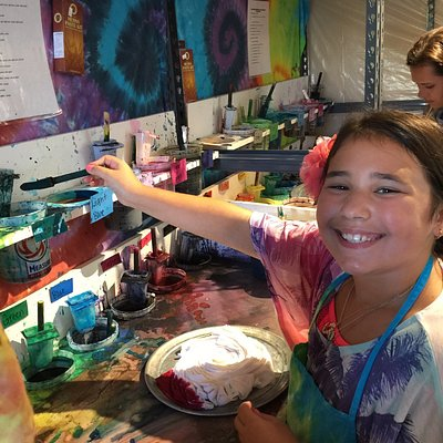 My girls had a blast here! So much fun! Highly recommend coming here is you love tie dye!