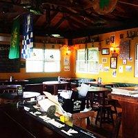 Inside Paddy Mick's, Panama