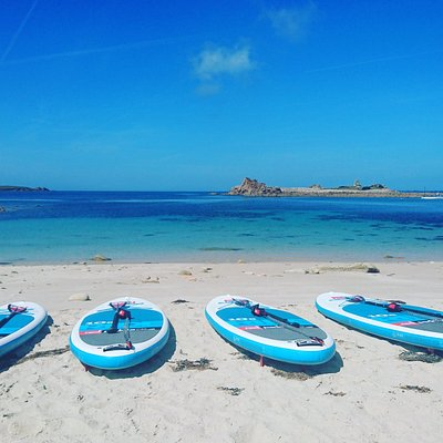 A stunning day on St Agnes