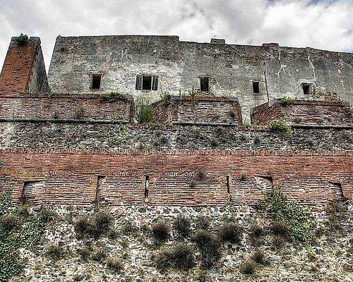 Fort-les-Bains, Amélie-les-Bains (Pyrénées-Orientales, Occitanie), France.