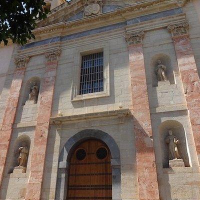 Real Monasterio de la Visitacion de Santa Maria, Orihuela, Espagne.
