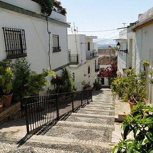 Salobreña casco histórico