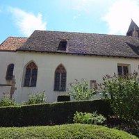 Chapelle St Sébastien (vue extérieure)