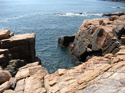 Nice rocks.