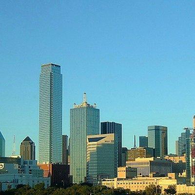 The Dallas skyline... voted #1 best skyline in the world!