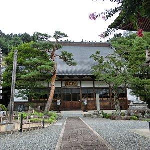 嶽林寺本堂