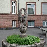 Seehundbrunnen