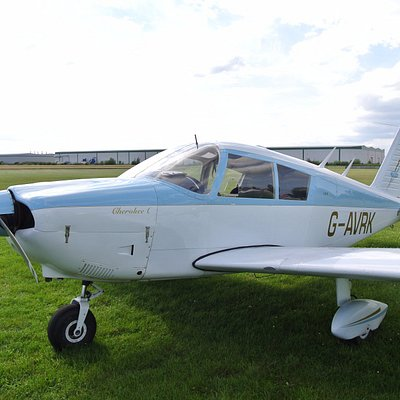 Take a Pleasure Flight over the North East in G-AVRK with Scenic Air Tours North East