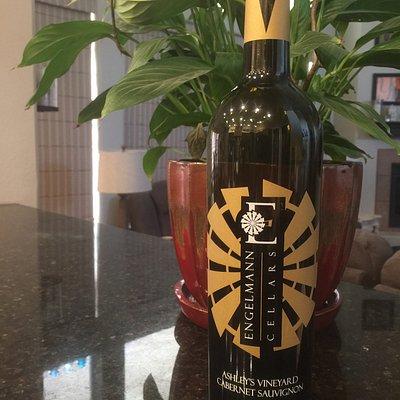 Well designed wine bottles!