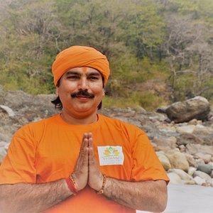 vedansha founder Dr Sanjeev Pandey JI  rishikesh india