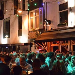 Café Het Zwarte Schaap, Breda