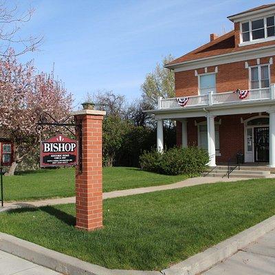 Historic Bishop Home