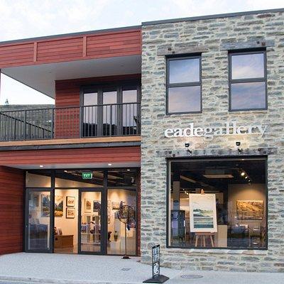 Eade gallery exterior.