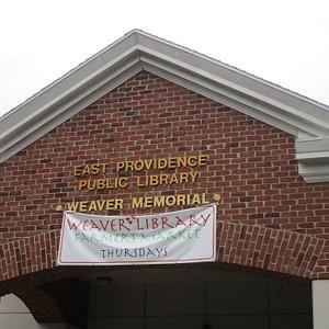 Weaver Library East Providence, R.I.