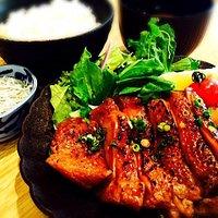 Halal Teriyaki Chicken