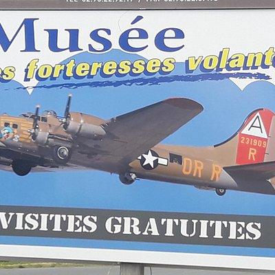 Musée des Forteresses Volantes